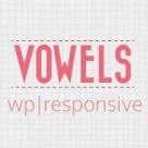 Vowels - Retina WordPress Theme