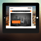 Biscaya HTML Template