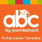 ABC Joomla Template