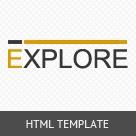 Explore - Responsive HTML5 Template