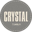 Crystal – An Unlimited Color Tumblr Theme