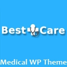 Bestcare - WordPress Theme for Clinics, Doctors and Physicians