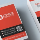 Creative Minimal Business Card - Smart