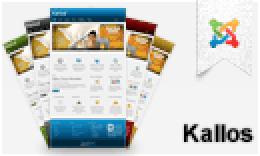Kallos - premium multipurpose Responsive Joomla Template