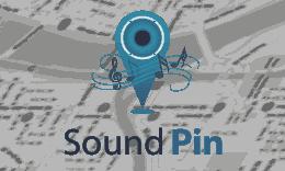 SoundPin Logo Design