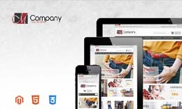 Fashion Store Magento Theme