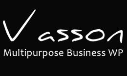 Vasson - WordPress Business and Portfolio Theme