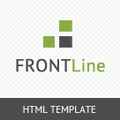Frontline – Responsive HTML Template