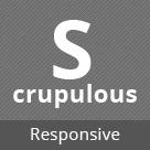 Scrupulous - Responsive HTML Template
