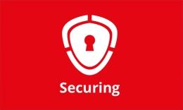 Securing Logo